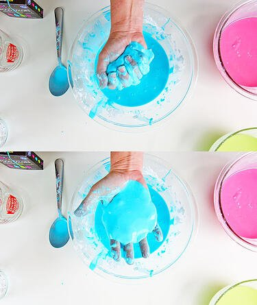 How-to-make-Oobleck-BABBLE-DABBLE-DO-consistency