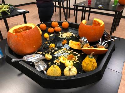 Pumpkin Play