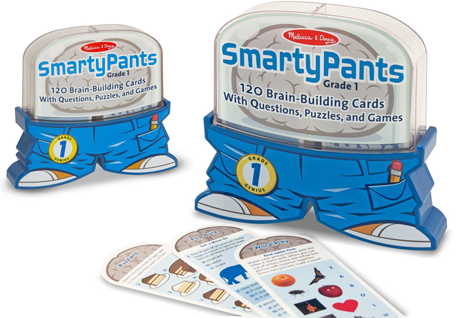 Smarty-Pants-Card-Game