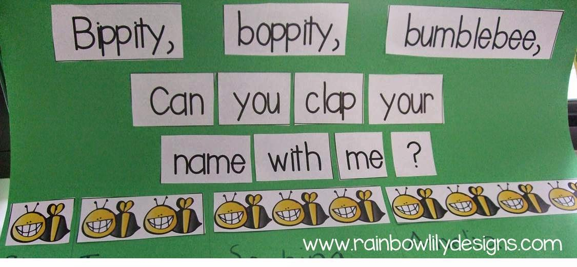 bumblebee syllables