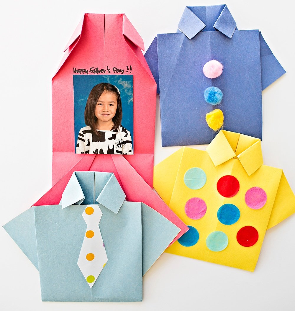 fathers-day-origami-shirt-card