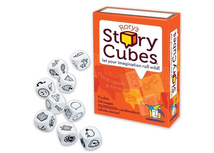 rory story cube