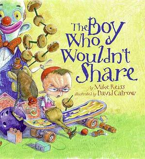 the boy who wouldnt share