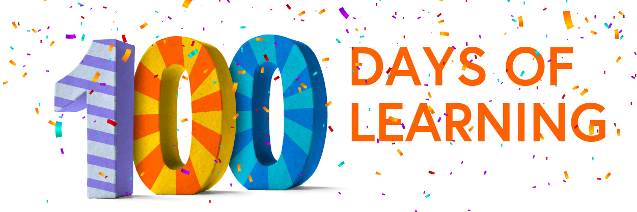 100 Days Smarter with 100 Teaching ideas
