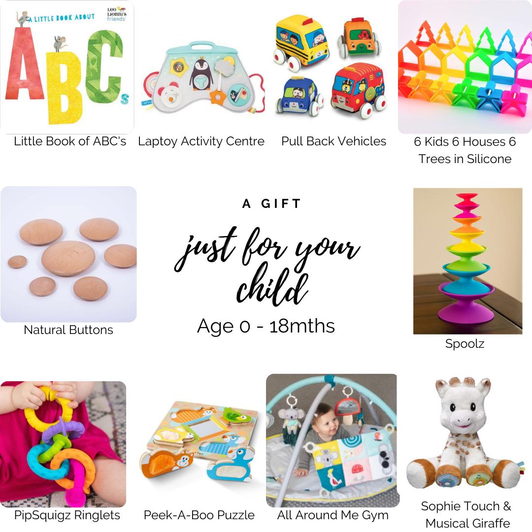Emily's Gift Guide