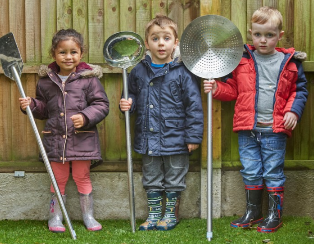 6 Ideas to Inspire a Love of Nature in the Youngest Learners