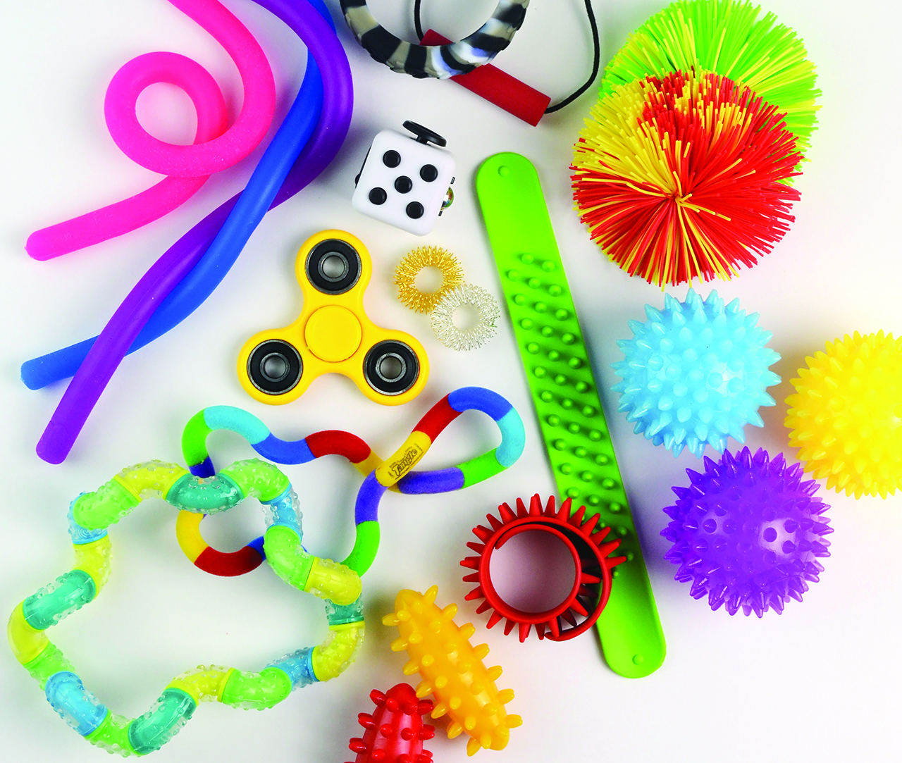 Would Your Child Benefit From a Fidget Tool?
