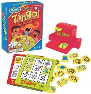 Zingo Bingo French  is a great way to get your students engaged with learning new French words.