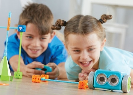 Botley the Coding Robot  is an adorable toy that introduces coding fundamentals in a hands-on way.