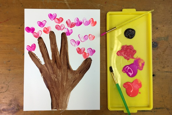 3 Step Easy Valentines Crafts For Kids Of All Ages