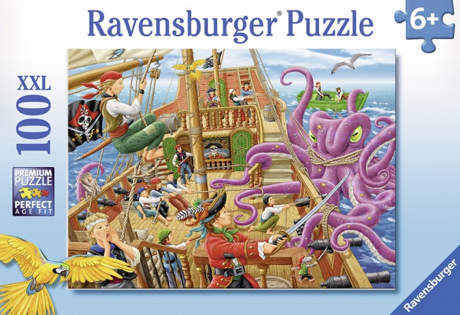 Puzzles come with clear age recommendations to help you pick the perfect fit for the children (or adults)in your life.