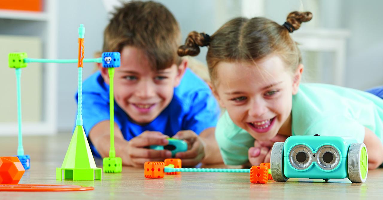 Introducing Robotics to your children