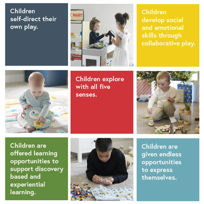 The Playful Learning Approach