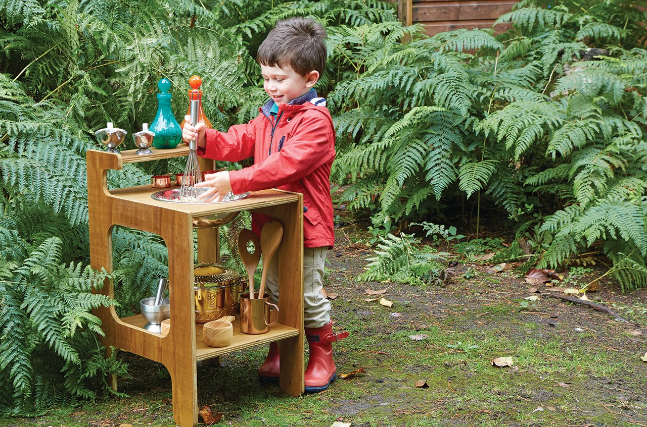 Outdoor science for childcare-3