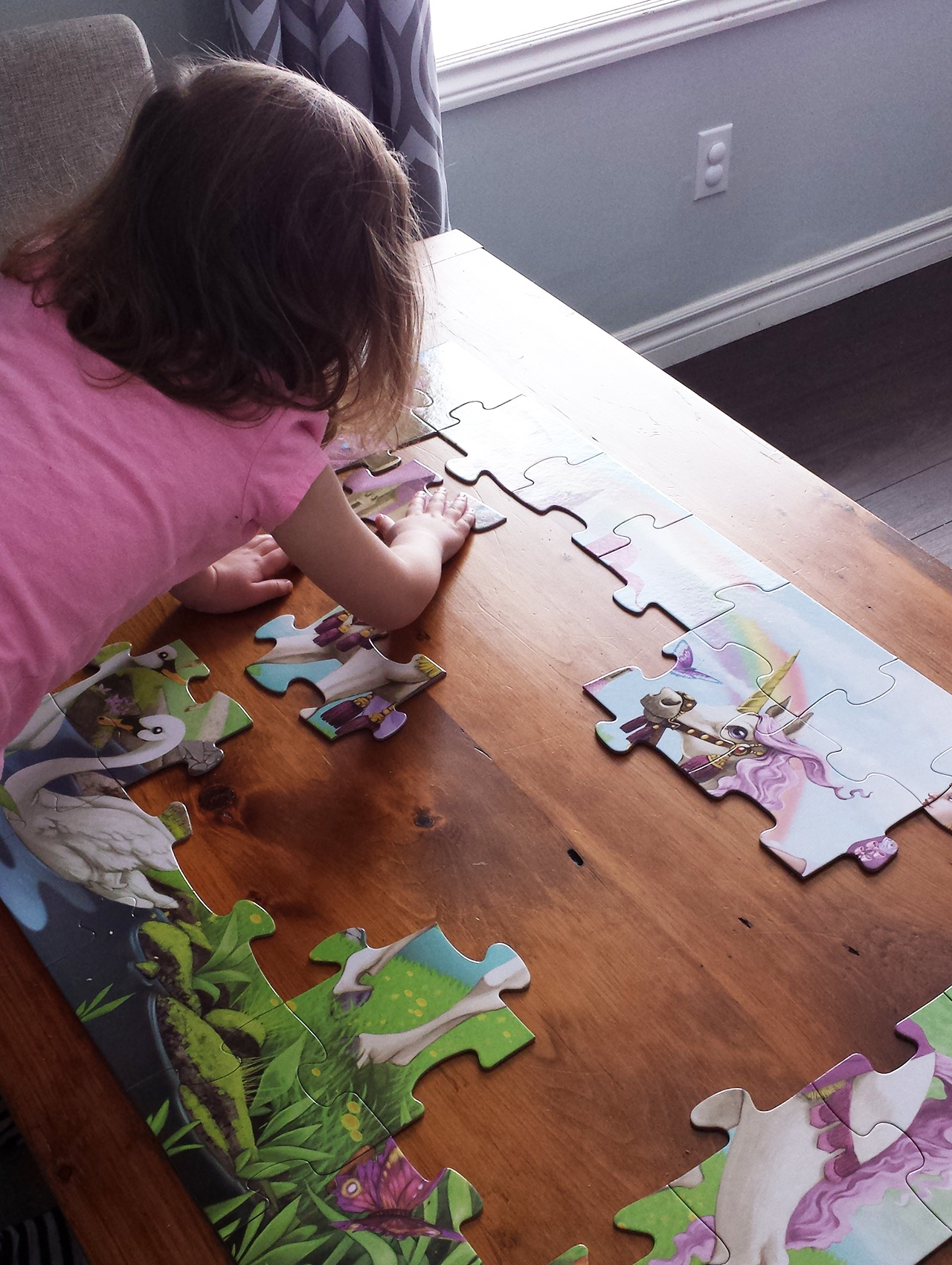 The Mental Advantages of Puzzles: Why Puzzles Benefit Kids Of All Ages