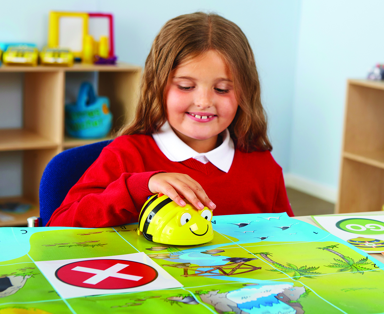 Robotics in the Early Years Classroom