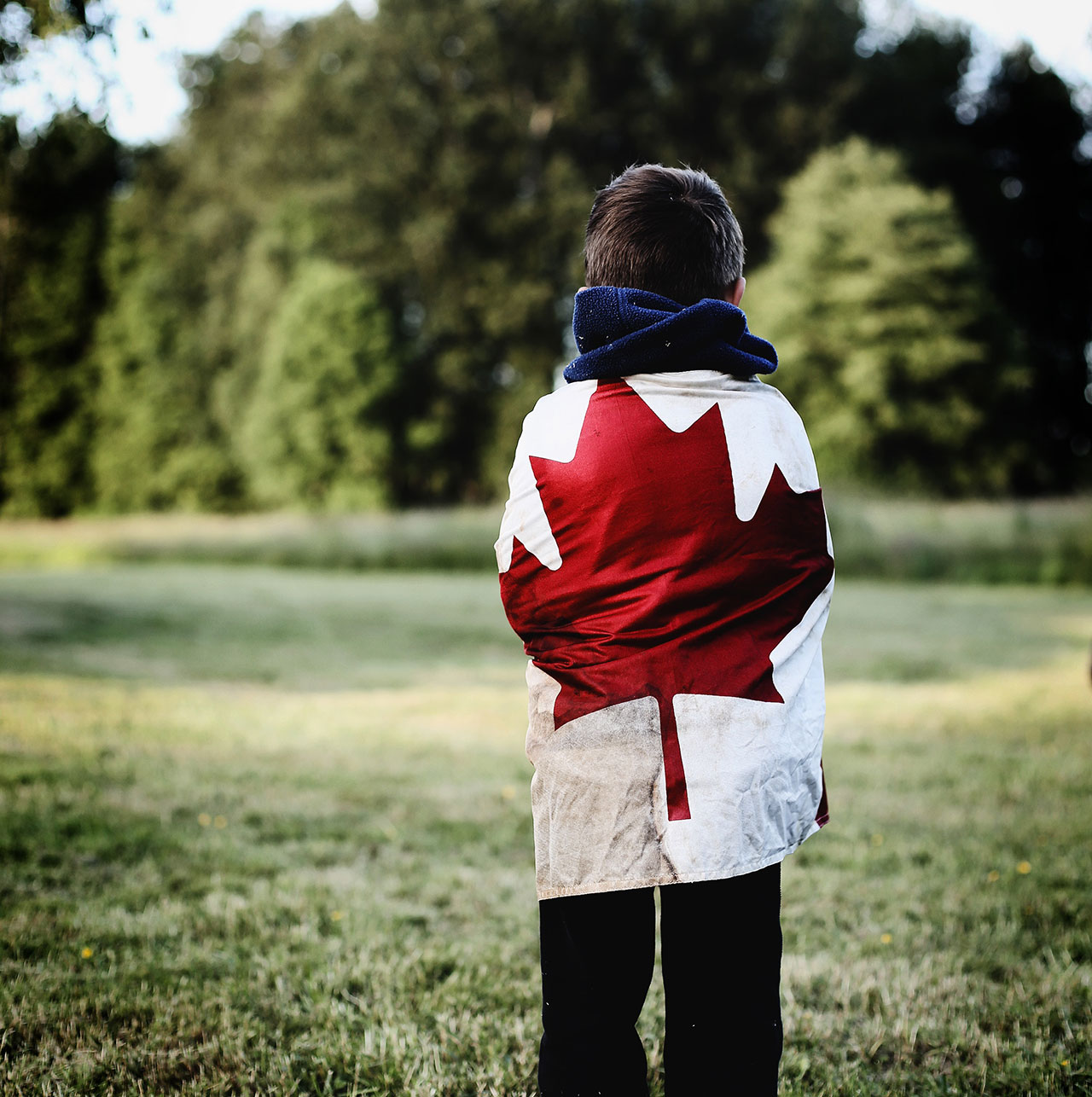 7 Adorable Ways to Celebrate Canada Day with the Kids